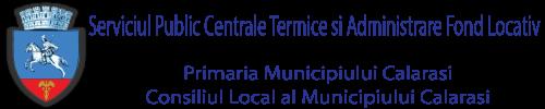 Serviciul Public Centrale Termice și Administrare Fond Locativ Călărași